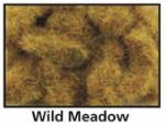 PSG-610 Peco Scene Static Grass 6mm Wild Meadow(20gm)